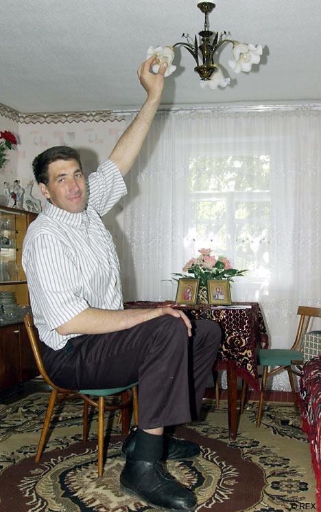 Леонид Стадник