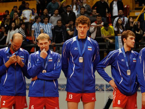 Самые высокие волейболисты