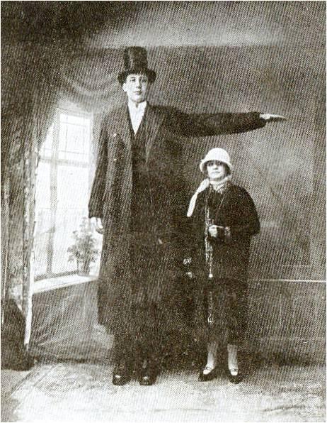 самый высокий нацист