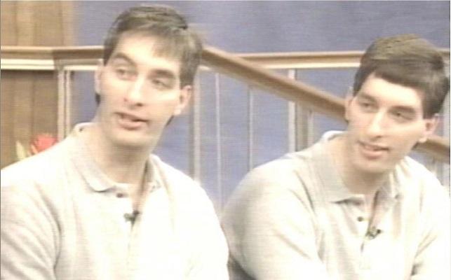 самые высокие близнецы