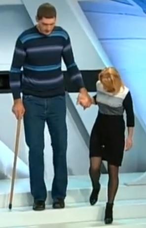 самый высокий житель краснодарского края