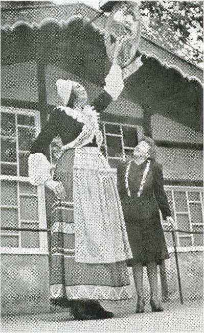 tallest woman