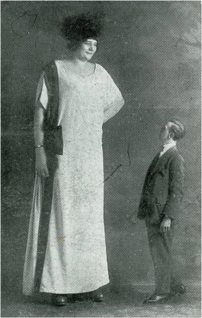 самая высокая европейка