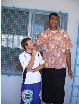 самый высокий