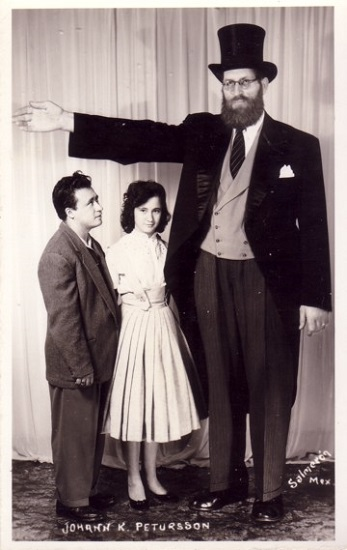tallest man in world