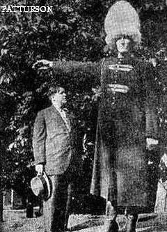 Johann Petursson - 7 foot 7 inc
