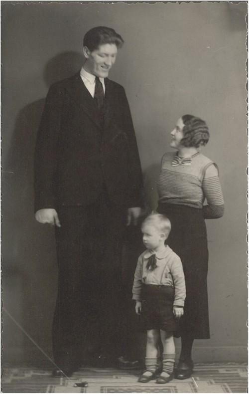 tallest man in world
