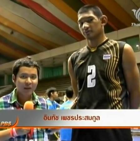 самый высокий волейболист в мире