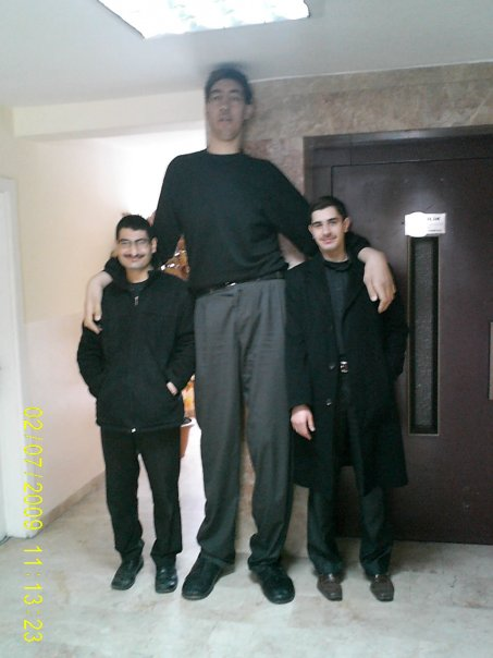 Султан Кёсен - 251 см