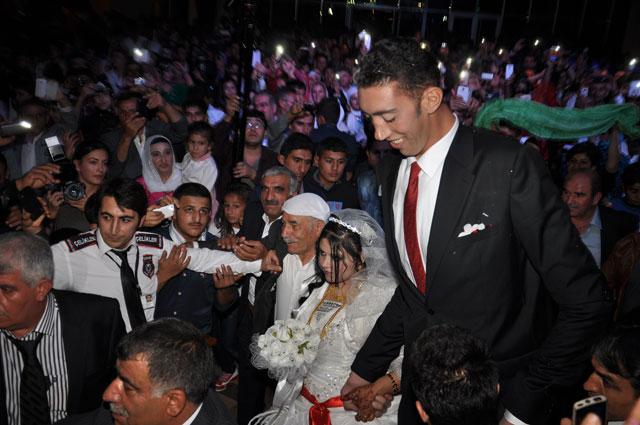 Султан Кёсен и его свадьба
