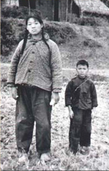 tall people in world - Zeng Jinlian - 2 m 48 cm - 8 feet 1 ...