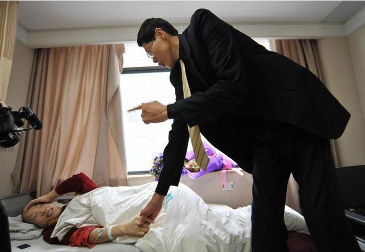 Чжан Цзюньцай и Яо Дэфэнь