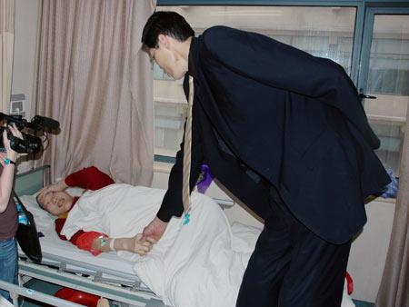 Чжан Цзюньцай и Яо Дефен
